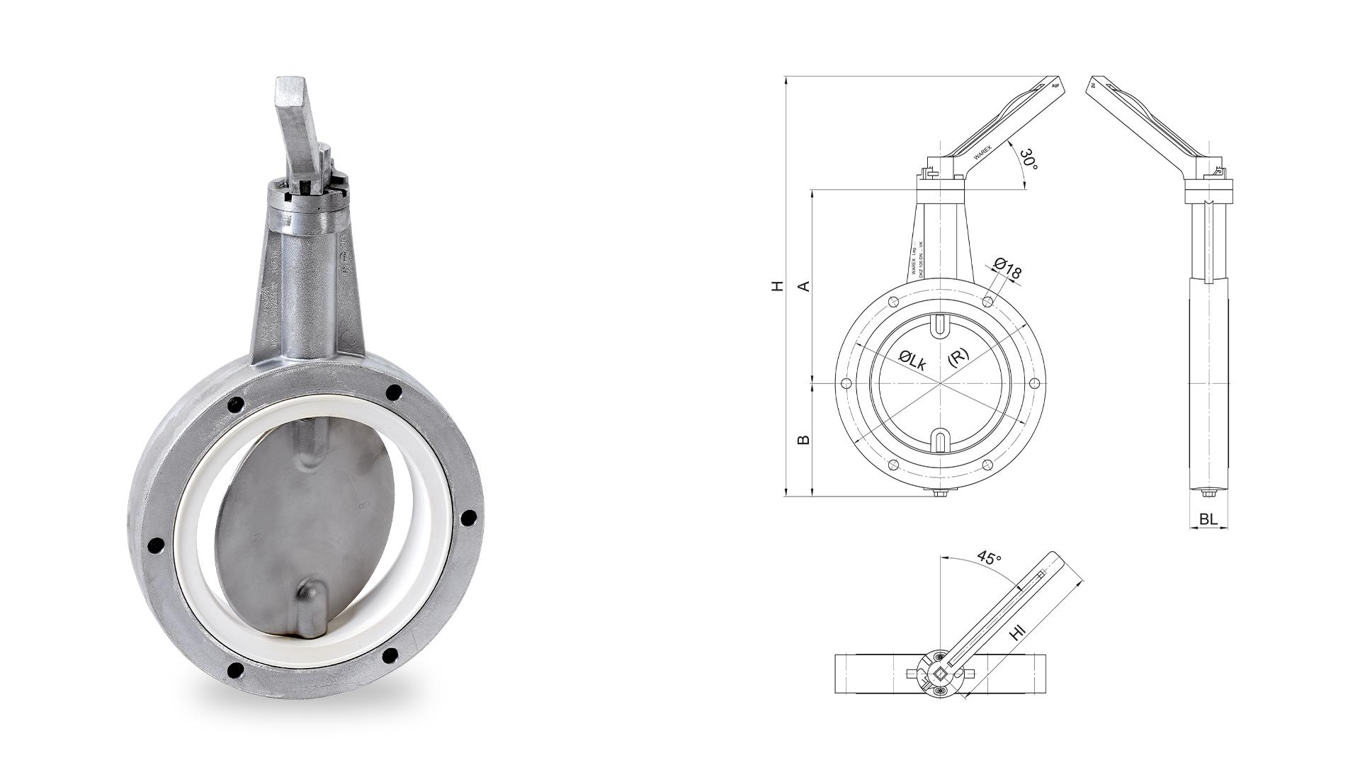 DKZ 105 - Warex Valve GmbH
